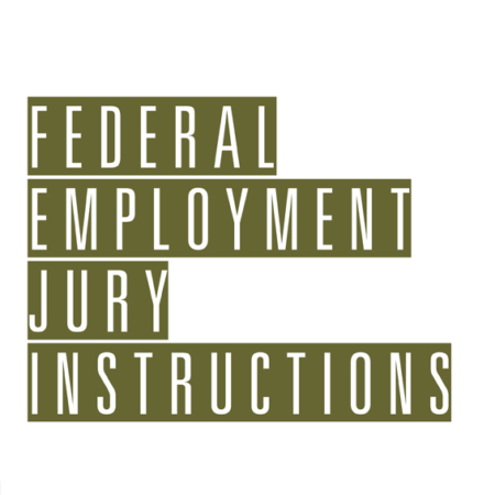 Federal Employment Jury Instructions