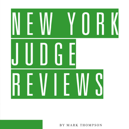 New York Judge Reviews and Court Directory